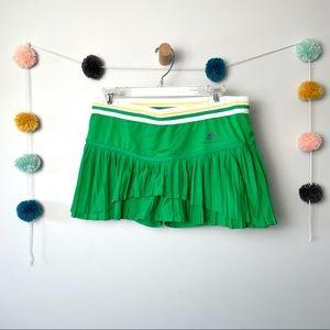 Adidas by Stella McCartney Green Skirt
